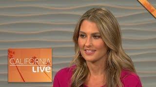 Meteorologist Crystal Egger Talks 'A Sunny Space'  | California Live | NBCLA