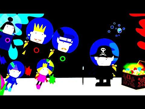 Ben And Holly's Little Kingdom | The Deep Dark Sea | Kids Videos