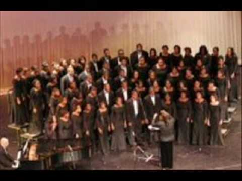 Witness-Detroit School Of Arts Concert Choir arr. Stacey V. Gibbs
