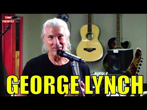 George Lynch Guitar Clinic   Pitbull Audio   San Diego, CA   01/09/2020