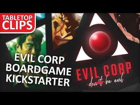 Shady Evil Corp Kickstarter