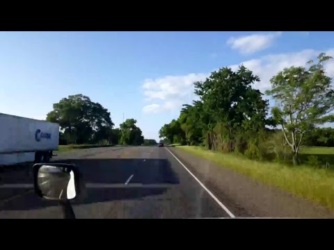 Bigrigtravels Live! - New Caney to Nacogdoches, Texas - April 19, 2017