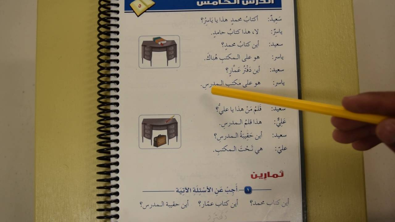 List of Synonyms and Antonyms of the Word: madinah arabic lessons