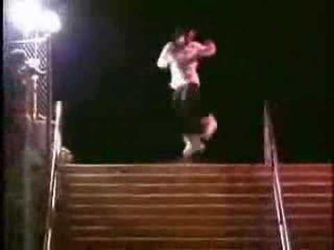 Chris Haffey Fakie 720 Down El Toro!!!!