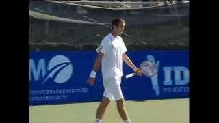 Marsel Ilhan - Ivo Klec (Israel Open - Final 2008) Video