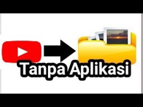 Cara Download Video Di Youtube Tanpa Aplikasi Tambahan