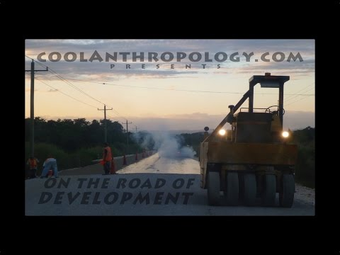 Cool Anthropology // On the Road of Development: Education