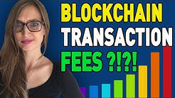 What's up With Bitcoin And Blockchain Transaction Fees?