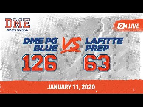 DME PG Blue vs Lafitte Prep