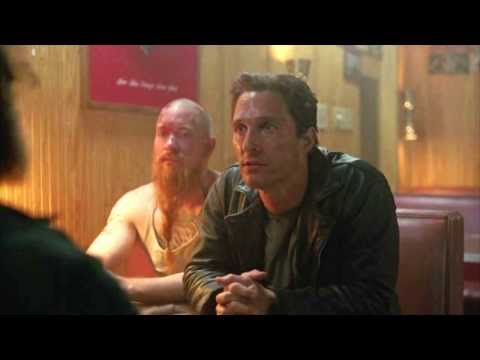True Detective - Season 1 Episode 5 - Bar scene, Rust meets Dewall