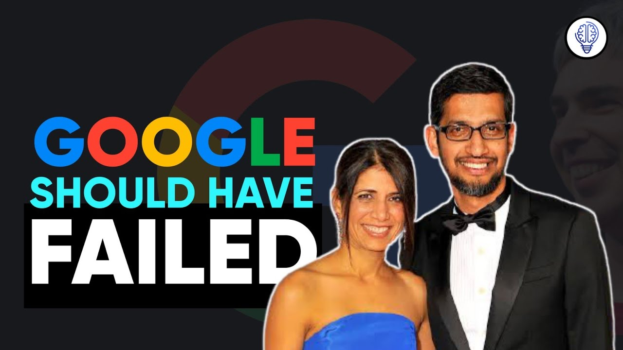 Google's $1 TRILLION Business STRATEGY that made it Successful: Business Case Study