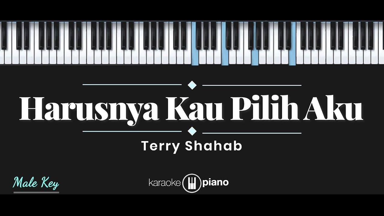 Terry - Harusnya Kau Pilih Aku (KARAOKE PIANO - MALE KEY)