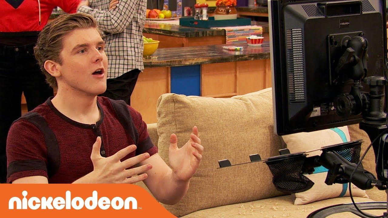 Henry, Jasper, Charlotte & Piper are Going to Cactus Con! | Henry Danger |  Nick