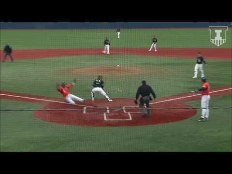 Illinois Baseball Highlights vs. SIU 3/18/17
