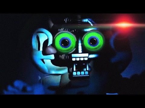 SOMETHING DOESN'T FEEL RIGHT | Five Nights At Freddy's Siste