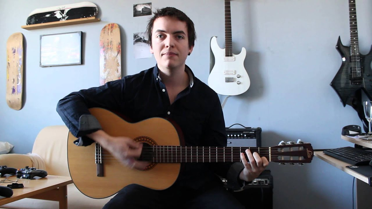 Shane Filan Everything To Me Guitar Cover Youtube