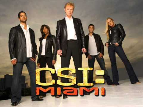 CSI Miami Music Intro (Musica Intro) - YouTube