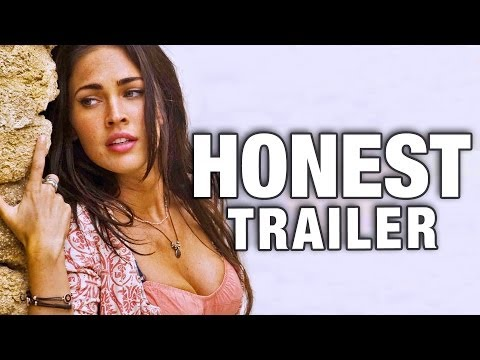 Honest Trailers - Transformers: Revenge of the Fallen