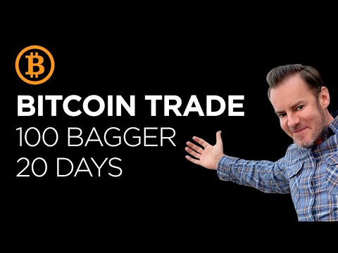 TRUE Bitcoin Trade - How I Turned $2,000 Into $200,000 In 20 Days Before Your Very Eyes!