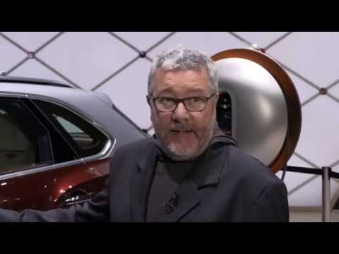 Bentley at 2018 Geneva Motor Show - Philippe Starck