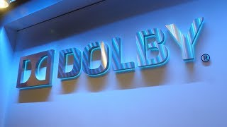 Philips OLED TV Demos at Dolby Vision Grading Suite and Dolby Cinema at Dolby HQ   AVForums Event