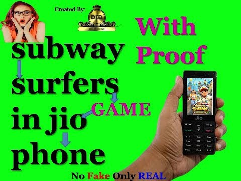 how-to-play-subway-surfers-in-jio-phone-||-by:-did-do-it-done-||-exclusive