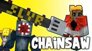 Download Video Minecraft - Crazy Craft 2.2 - Chainsaw! [38] MP3 3GP MP4