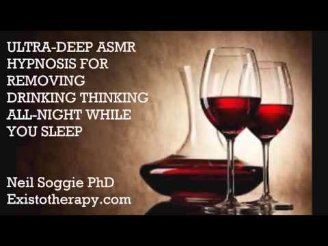 ULTRA-DEEP ASMR HYPNOSIS FOR REMOVING DRINKING THINKING - EXISTOTHERAPY.COM