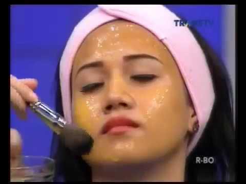 Tips Kecantikan Dr OZ Indonesia Cara Pembuatan Masker Kuning Telur
