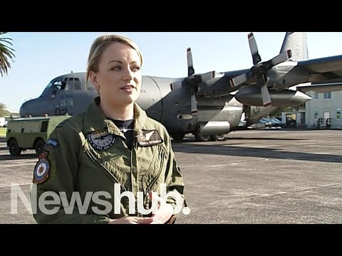 Flying Inside A Hercules C-130 With The Royal New Zealand Air Force | Newshub