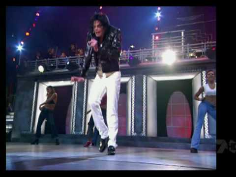 Michael Jackson - You Rock My World (2001 Final Concert ...