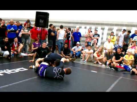 Conor Hogan - No Gi 1 - Europa Dallas 2011