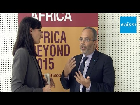 """Superfoods can contribute moving up the value chain in Africa"" - Carlos Lopes, UNECA"
