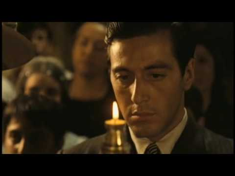 The Godfather - Coppola Restoration Trailer