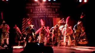 """Ballet América Morena """"Tinku"""" en el Centro Cultural San Martin!"""