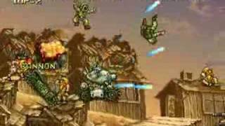 Metal Slug 2 - Mission 04