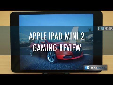 Apple iPad Mini 2 Gaming Review