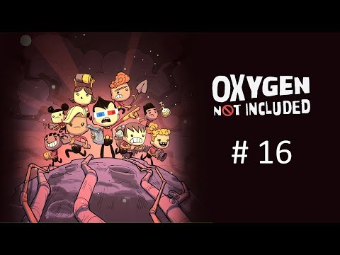 Oxygen Not Included Part 16 | gEnErAtOr
