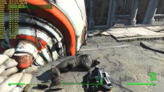 Fallout 4 GTA 970 & 5820k & 1080p & Max setting