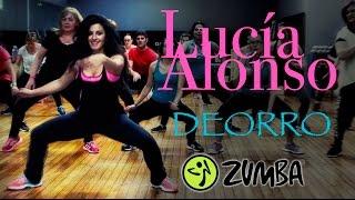 Deorro - Bailar feat. Elvis Crespo | Zumba® with Lucía Alonso