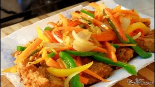 Jamaican Escovitch Fry Fish Recipe | Recipes By Chef Ricardo