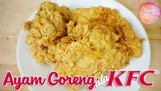 Video RESEP AYAM GORENG ala KFC download MP3, 3GP, MP4, WEBM, AVI, FLV Februari 2018