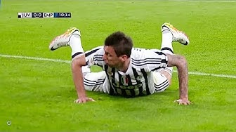 THIS is why Juventus will miss Mario Mandzukic