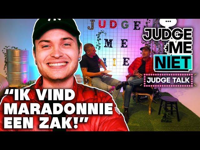 HEBBEN JAYJAY BOSKE & MARADONNIE BEEF!? | Judge Talk - CONCENTRATE