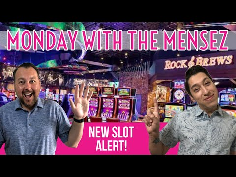 MONDAY WITH THE MENSEZ 🗓  SLOTS FROM SAN MANUEL 🎰