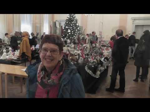 Julmarknad 2019 I Vänersborg