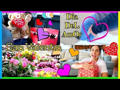 San Valentin 😍💕 Regalo De Maquavian Para Emily 🎁 14 Febrero!!  - ♡IsabelVlogs♡