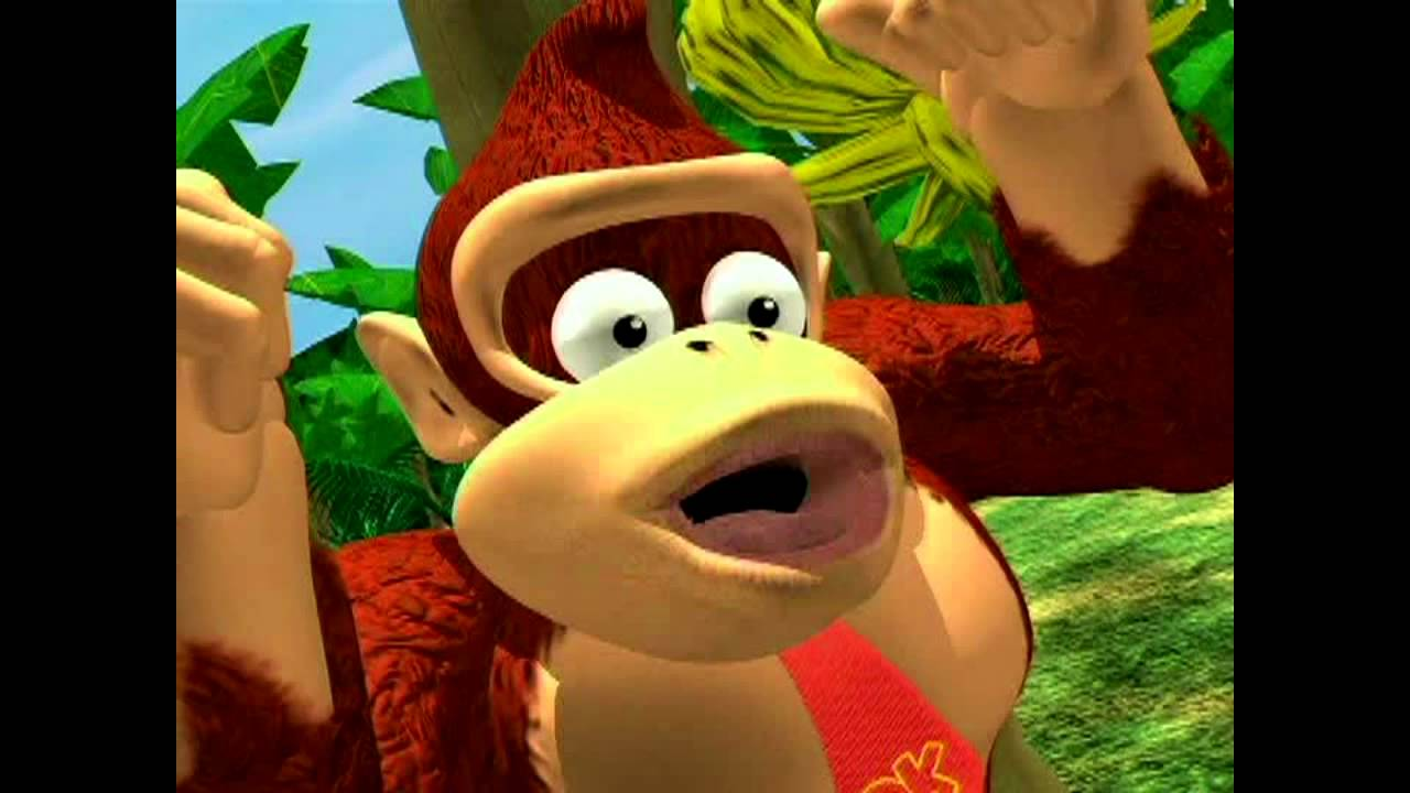 Donkey Kong Country Cartoon Dk Super Smash Bros Wii U Requests