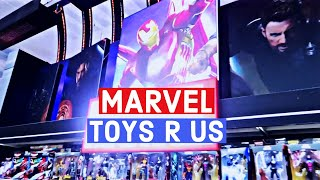 The MARVEL Toy Hunt at TOYS R US