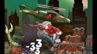 Mutant Rampage Game Walkthrough - 2 | Rampage Games